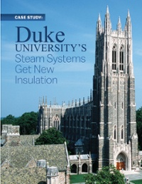 Duke University Steam Systems Get New Insulation